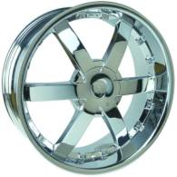 Velocity VW705 Chrome Wheels