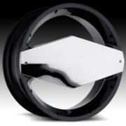 Vision Morgana 449 Gloss Black Chrome Cap