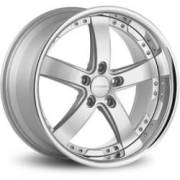 Vossen VVS084 Silver Machined Stainless Lip