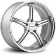 Vossen VVS085 Matte Silver Machined Stainless Lip
