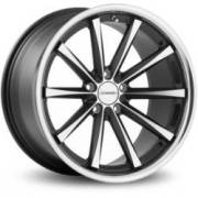 Vossen VVSCV1 Matte Black Machined Stainless Lip