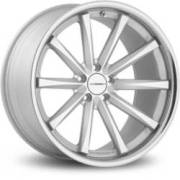 Vossen VVSCV1 Matte Silver Machined