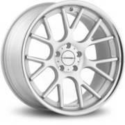 Vossen VVSCV2 Matte Silver Machined Stainless Lip