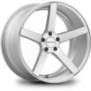 Vossen VVSCV3 Matte Silver Machined