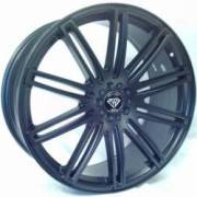 White Diamond 1043 Dark Grey Wheels