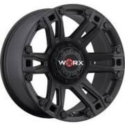 Worx 803 Beast Satin Black