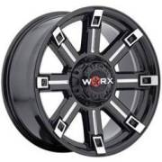 Worx 806BM Triton Gloss Black Milled