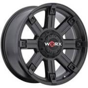 Worx 806 SB Triton Satin Black