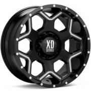 XD Series XD812 Crux Black Milled