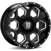 XD Series XD813 Batallion Black Milled