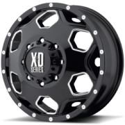 XD Series XD815 Batallion Dually GlossBlack Milled