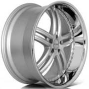 XIX X15 Silver Chrome Lip
