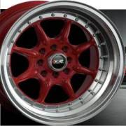 XXR 002 Red