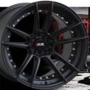 XXR 969 Flat Black