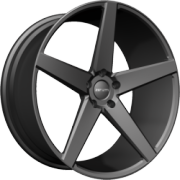 Zenetti Barron Black Wheels