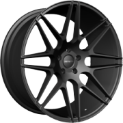 Zenetti Milan Black Wheels