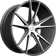 Zenetti Venice Black Machined Wheels
