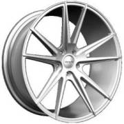 Zenetti Venice Silver Brushed Wheels