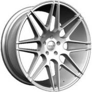 Zenetti Milan Silver Brushed Wheels