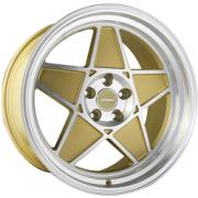 Ace Alloy SL-5 Gold