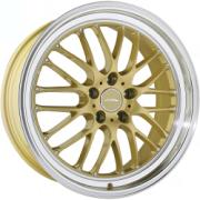 Ace Alloy SL-M D715 Gold Wheels