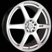 ADR-50 GT Sport Silver Wheels