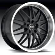 Advanti Racing A4 Kudos Black
