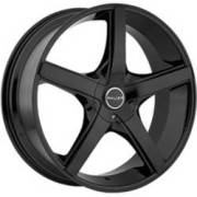 Akuza 848 Axis Gloss Black