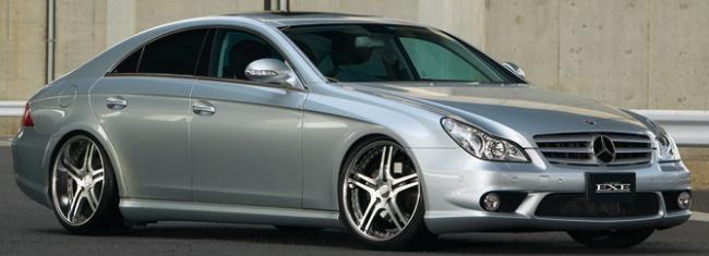 ALTSTADT S250 on Mercedes CLS