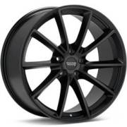 American Racing VN806 Fast Back Satin Black Wheels