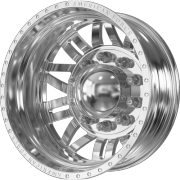American Force Scope Rear Dually Wheels