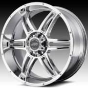 American Racing AR890 Chrome Wheels