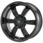 American Racing Wheels AR320 Trench Gloss Black
