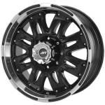 American Racing Wheels AR321 Assault Black