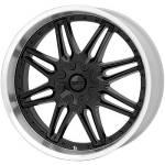 American Racing AR328 Cartel Black