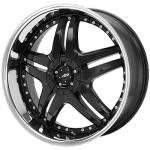American Racing Wheels AR337 Burn Black