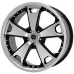 American Racing Wheels AR364 TXM Machined Black