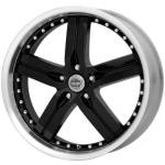 American Racing Wheels AR373 Rogue Black