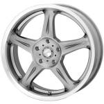 American Racing Wheels AR388 Coil Silver