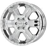 American Racing Wheels AR619 Fuel Chrome