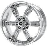 American Racing Wheels AR620 Trench Chrome