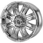 American Racing Wheels AR624 Assault Chrome