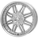 American Racing Wheels AR628 Cartel Chrome