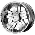 American Racing Wheels AR645 Wolverine Chrome