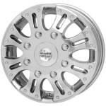 American Racing Wheels AR652 Deuce dually front