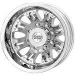 American Racing Wheels AR653 Deuce dually rear