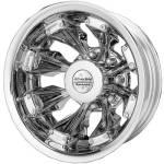 American Racing Wheels AR655 D-8 dually rear