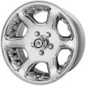 American Racing Wheels AR660 Atlas Chrome