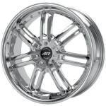 American Racing Wheels AR663 Haze Chrome