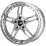 American Racing Wheels AR671 Santa Cruz Chrome
